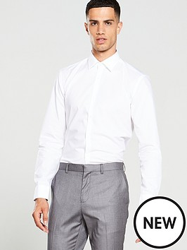hugo-koey-long-sleeved-shirt-white