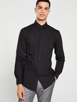 hugo-koey-long-sleeved-shirt-black