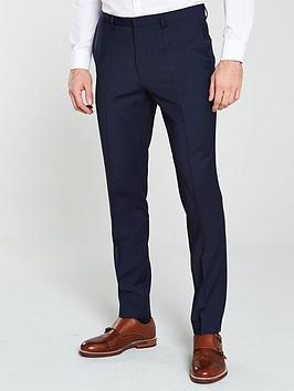 HUGO Hugo Hesten Suit Trousers - Navy Picture