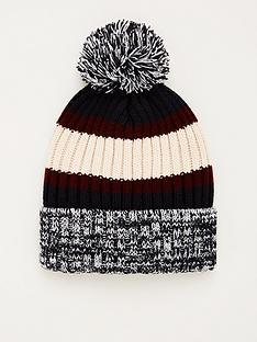v-by-very-colour-block-bobble-hat-blackwhitecream