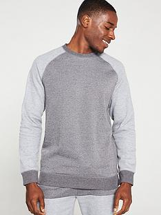 v-by-very-contrast-raglan-crew-sweat-greycharcoal