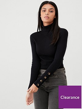 v-by-very-skinny-rib-roll-neck-jumper-black