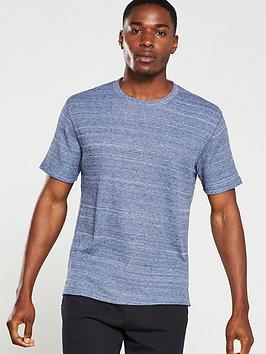 very-man-waffle-short-sleeve-t-shirt-blue