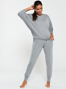 v-by-very-batwing-sleeve-lounge-set-grey