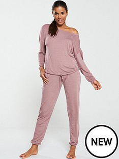 v-by-very-off-the-shoulder-slouchy-pyjama-set-mink