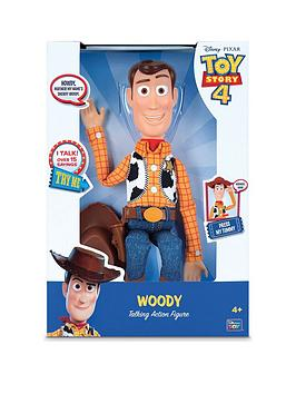 Toy Story Toy Story Woody - 16 Inch Talking Action Figure Picture