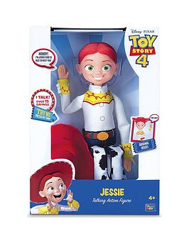 Toy Story Toy Story Jessie - 14 Inch Talking Action Figure Picture