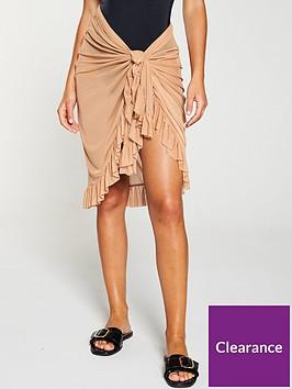 kate-wright-long-mesh-beach-sarong-nude