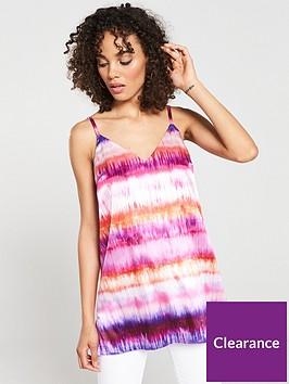v-by-very-longline-cami-top-tie-dye
