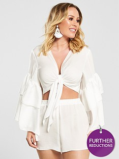 kate-wright-sheer-textured-beach-tie-front-topnbsp--white