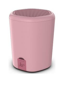 kitsound-hive2o-waterproof-bluetooth-speaker-pink