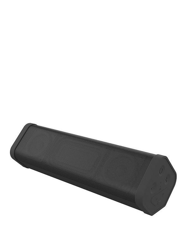 kitsound boombar 2+ wireless bluetooth portable speaker
