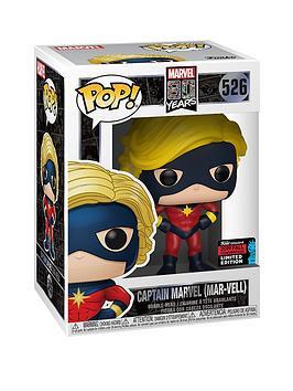 Pop! Funko Pop! Marvel 80Th - First Appearance Captain Marvel (Mar-Vell)