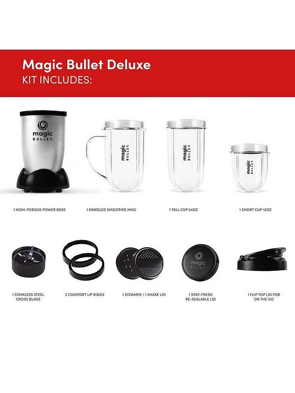 NUTRiBULLET Magic Bullet Deluxe Blender