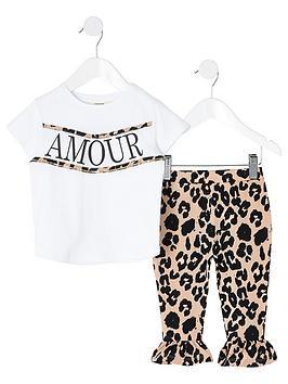 river-island-mini-mini-girls-leopard-print-t-shirt-outfit-white