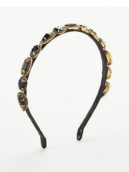 v-by-very-thin-jewel-embellishednbspheadband-black
