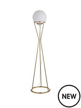 laurel-glass-ball-gold-metal-floor-lamp
