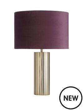 pink-velvet-touch-lamp