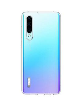 Huawei Huawei P30 Clear Casetransparent Picture