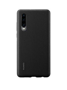 Huawei Huawei P30 Pu Case Black Picture