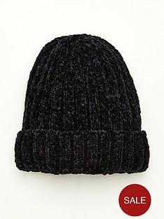 v-by-very-chenille-knit-beanie