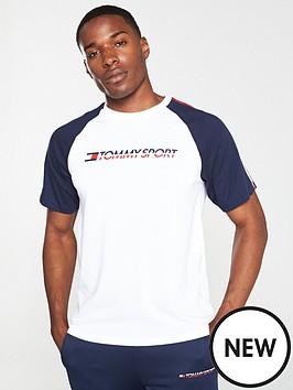 tommy-hilfiger-raglan-taped-t-shirt-white