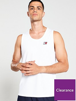 tommy-hilfiger-back-logo-vest-white
