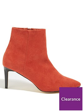oasis-luna-pointed-ankle-boots-orange
