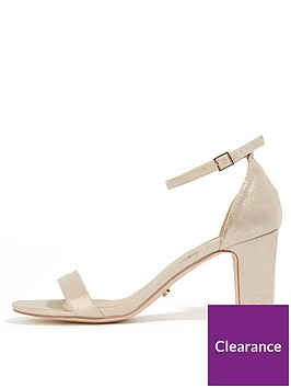 oasis-bridesmaids-two-part-block-heeled-sandals-gold