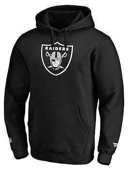 Fanatics Fanatics Nfl Oakland Raiders Team Hoodie - Black Picture