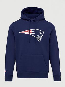 Fanatics Fanatics Nfl New England Patriots Team Hoodie - Navy Picture