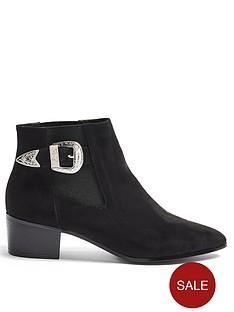 miss-selfridge-western-chelsea-boots-black