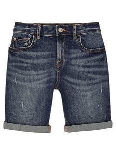 river-island-boys-dylan-slim-fit-shorts-mid-blue