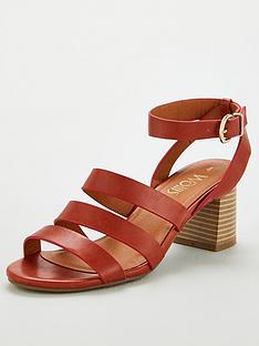 wallis-strappy-block-heel-sandals-tan