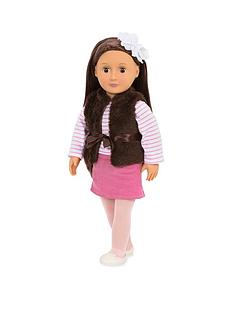 our-generation-sienna-18-inch-doll