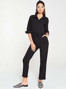 v-by-very-casual-utility-jumpsuit-black