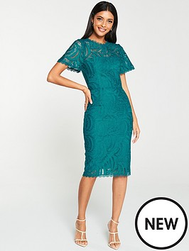v-by-very-lace-pencil-dress-jade