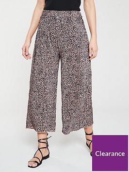v-by-very-animal-plisse-co-ord-trousersnbsp--leopard