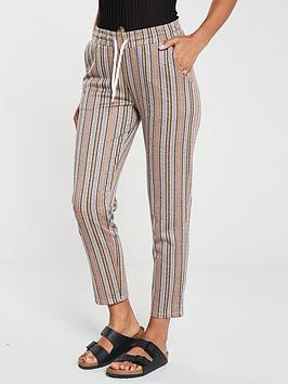v-by-very-stripednbspnbsptapered-trousers-multi