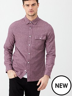 v-by-very-textured-shirt-maroon