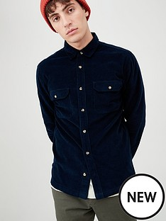 v-by-very-long-sleeved-cord-shirt-dark-indigo