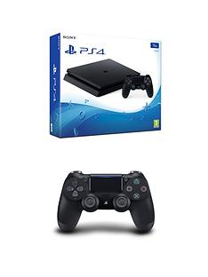 playstation-4-ps4-black-1tb-console-with-optional-extras