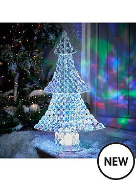 noma-65cm-indoor-outdoor-jewel-effect-tree-with-multicolour-disco-light