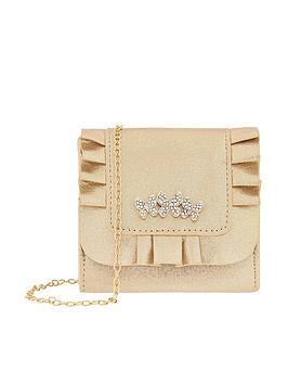 monsoon-girls-maria-butterfly-frill-bag-gold