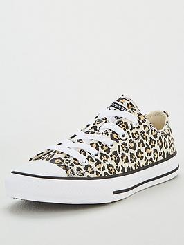 Converse Converse Chuck Taylor All Star Archive Ox - Leopard Picture