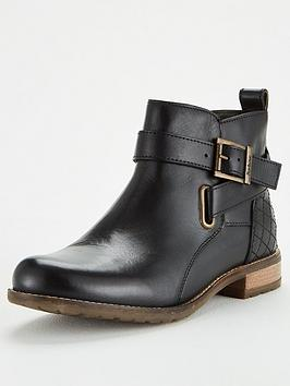 Barbour Barbour Jane Buckle Boot - Black Picture