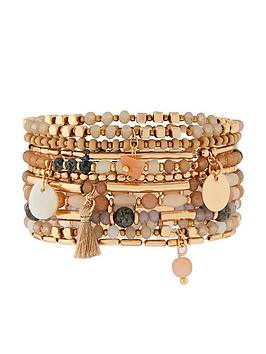 accessorize-x10-wild-country-stretch-bracelet-pack