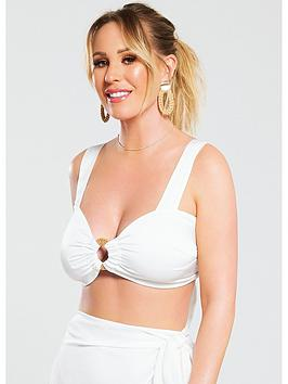 kate-wright-hoop-detail-crop-top-white