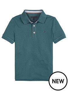 tommy-hilfiger-boys-essential-flag-short-sleeve-polo-shirt-teal