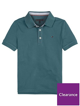 tommy-hilfiger-boys-essential-flag-short-sleeve-polo-shirt-teal